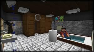 minecraft badezimmer richtig cooles badezimmer inkl sauna minecraft doors 55