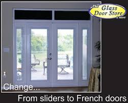 Replacing Patio Door Replacing Sliding Glass Door With French Doors I57 About Nice Home