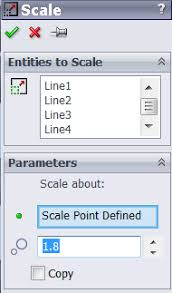 scaling a sketch in solidworks solidwize u2013 online solidworks