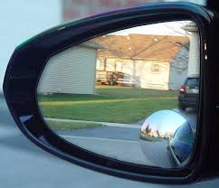 Blind Spot Side Mirror Advice Wanted On Addition Of Stick On Blind Spot Mirror For Right