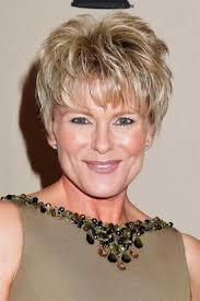 short piecey hairstyles 15 short hairstyles for women over 50
