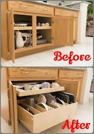 kitchen pantry cabinet pull out shelf storage sliding shelves for