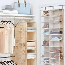 closet storage kits u0026 shoe storage bundles the container store