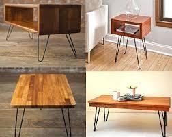 Danish Modern Furniture Legs by Hairpin Table Legs Etsy