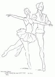 boy ballerina coloring pages coloring pages for all ages