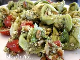 basil pesto pasta salad ask anna