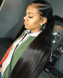 weave ponytails sew in weave ponytail hairstyles
