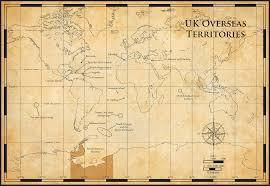 ascension islands map home britain treasure island