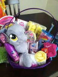 my pony easter basket my pony easter basket for the holidays
