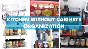 how can i organize my kitchen without cabinets how to organise kitchen without cabinets small indian kitchen organisation ideas