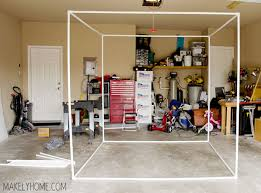 do it yourself photo booth 50 diy collapsible spray paint tent