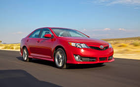 2012 toyota camry se specs 2012 toyota camry test motor trend