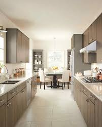 Photos Of Galley Kitchens Kitchen Layout U0026 Shape Martha Stewart