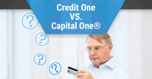 Capital One Venture Business Credit Card Credit One Vs Capital One What Are The Differences