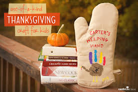 a one of a kind thanksgiving craft for kids card blog