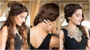 hairstyle for parties for long hair 3 party hairstyles how to