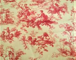 Upholstery Supplies Canada Toile Fabric Etsy