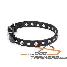 Comfortable Dog Collar Choose Studded Leather Dog Collar Pet Comfort