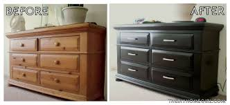 Painting Old Furniture by Black Furniture Paint Furniture Design Ideas