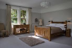 wooden beds handmade in solid oak u0026 pine indigo furniture