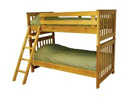 Solid Wood Bunk Beds With Storage Solid Wood Bunk Beds 664 500 With Stairs Dkkirova Org