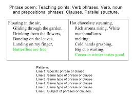 pattern poem definition poems