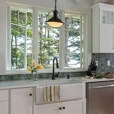Kitchen Sink Window Treatments - innovative window design for kitchen creative kitchen window