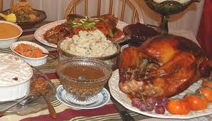 a thanksgiving dinner american traditions with turkish