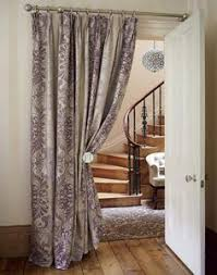 Door Way Curtains Hanging Curtains In Our Kitchen Save Tons Of On Your Gas Bill