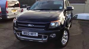 ford ranger wildtrak spec ford uk 2012 ford ranger wildtrak pickup truck review youtube