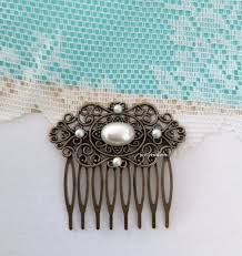 pearl hair accessories pearl hair slide wedding hair comb bridal hair accessories bridal