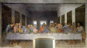 the last supper plates the tiny detail you may missed in da vinci s last supper huffpost