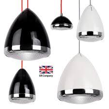 vintage car headlight black white ceiling pendant lamp light