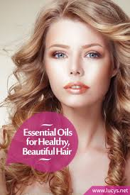 essential oils for healthy hair growth u0026 prevention of thinning