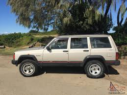 jeep wagoneer 1995 cherokee sport 4x4 1995 4d wagon automatic 4l electronic f inj in nsw