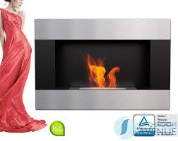 high quality wall mounted biofuel fireplace wall hung bio fuel