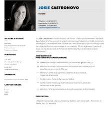 Cv Quebec by Josie Castronovo