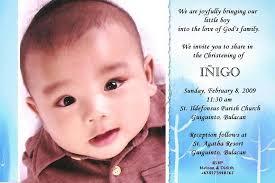 baptism the adventures of iñigo boy