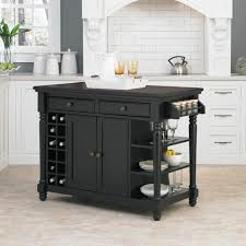 wheeled kitchen islands kitchen island black portable kitchen island with drawers and
