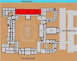 winter palace floor plan neva enfilade of the winter palace