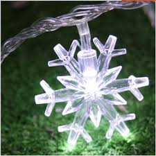 snowflake string of lights best indoor string lights for bedroom products on wanelo