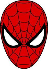 spiderman face logo spiderman mask clipart 23424wall jpg cake