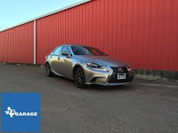 lexus is350 f sport for sale 2016 2016 lexus is 350 f sport u0027f u0027 is for u0027grunt u0027 txgarage