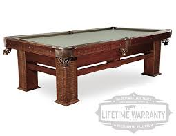 new pool tables for sale new legend 8 foot pool table with free deluxe accessory kit