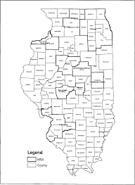 Rockford Zip Code Map by Spatial Clusters Of Cancers In Illinois 1986 U20132000 Pdf Download
