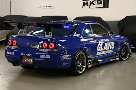 nissan skyline 2015 blue harlow jap autos uk stock glavis engineering nissan skyline