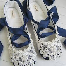 light blue wedding flats something blue wedding shoes bridal from bobkababy on etsy one