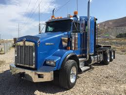 2006 kenworth truck t800 heavy spec winch truck dogface heavy equipment sales