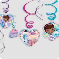 doc mcstuffins birthday in a box party supplies u0026 decorations