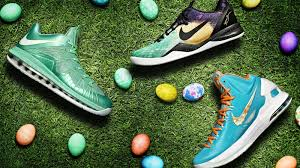 easter kd lebron x low 8 system and kd v get dipped and painted for